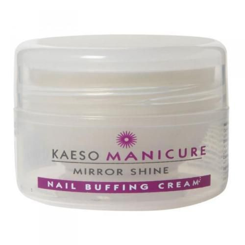 KAESO BEAUTY MIRROR SHINE -30ml nail buffing cream shine