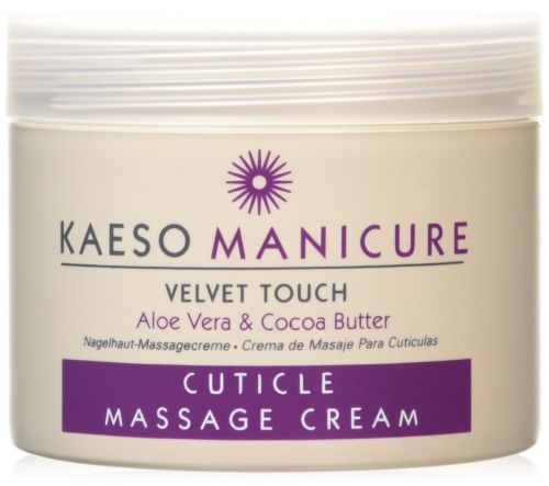 KAESO BEAUTY VELVET TOUCH CUTICLE MASSAGE CREAM - 95ml/450ml