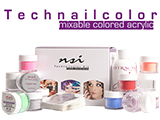 NSI Technail Coloured Acrylic kit