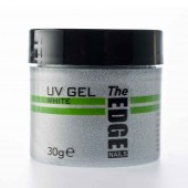 The Edge Nails UV Gel - White 30g