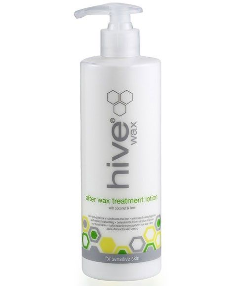 Hive After Wax Treatment Lotion With Coconut And Lime 400 ml