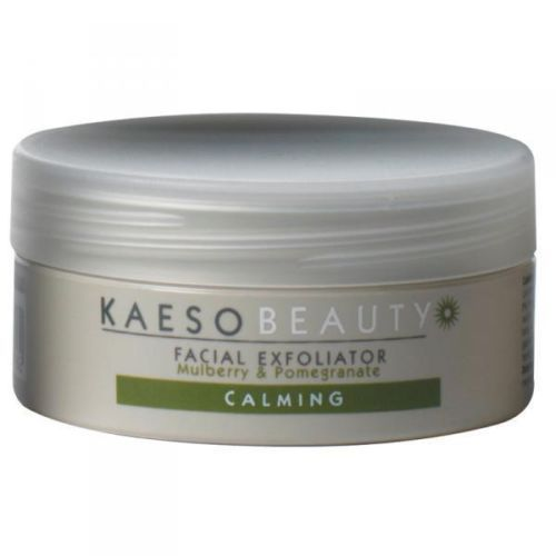 KAESO BEAUTY CALMING EXFOLIATOR 95ml/245ml pomegranate chamomile sensitive skin
