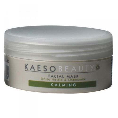 KAESO BEAUTY CALMING FACE MASK 95ml/245ml pomegranate chamomile sensitive skin