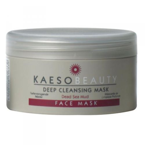 KAESO BEAUTY DEEP CLEANSING FACE MASK 95ml/245ml dead sea mud
