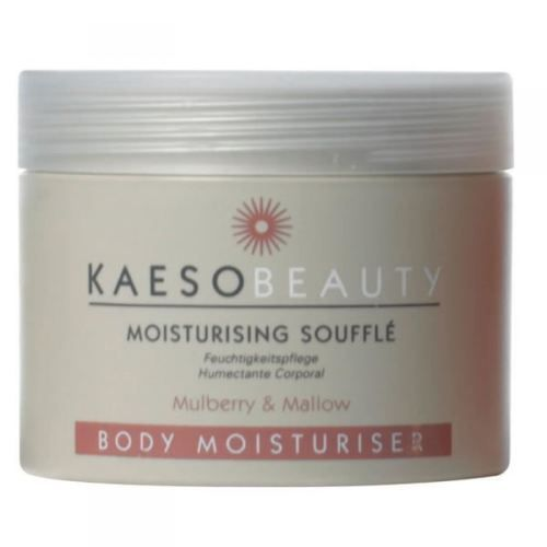 KAESO BEAUTY MOISTURISING SOUFFLE - 245ml/450ml body rehydrating moisturiser