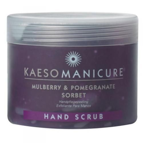KAESO BEAUTY MULBERRY & POMEGRANATE SORBET HAND SCRUB - 95ml/450ml