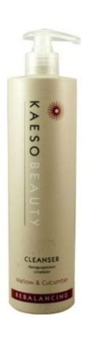 KAESO BEAUTY REBALANCING CLEANSER 195ml/495ml oily combination skin