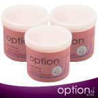 Pink Sensitive Creme Wax by Hive - 425g  ***3 pack OFFER***