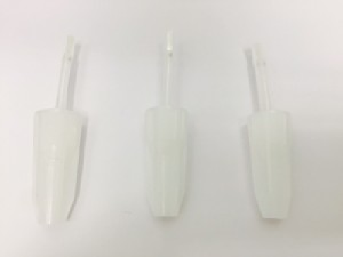 The Edge Nail Pack of 3 Replacement brushes for brush on resin 8g bottles